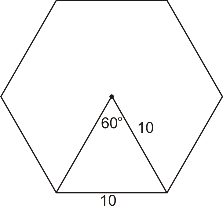 Area of Regular Polygons – Areas of Regular Polygons Worksheet