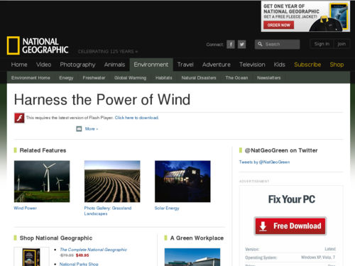 Harness the Power of Wind