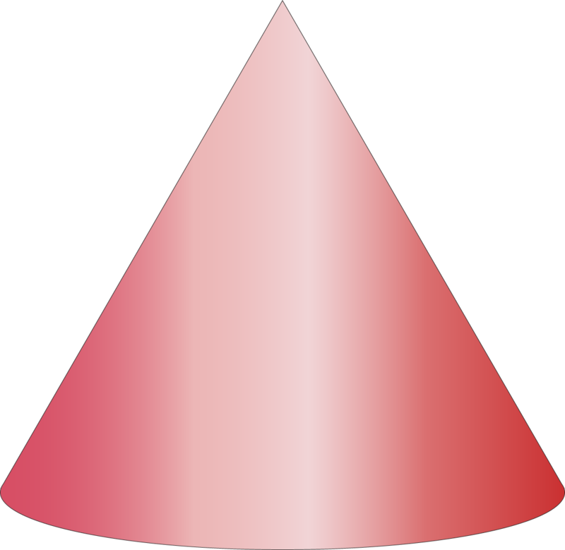Cone Example This is an Example of a Cone