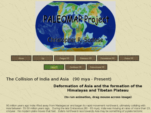 Deformation of Asia and the Formation of the Himalayas and Tibetan Plateau