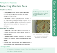 Collecting Weather Data Study Guide