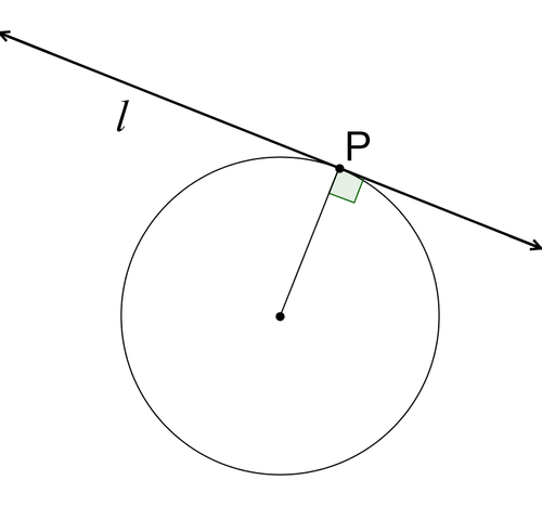 Tangent Lines to Circles | CK-12 Foundation
