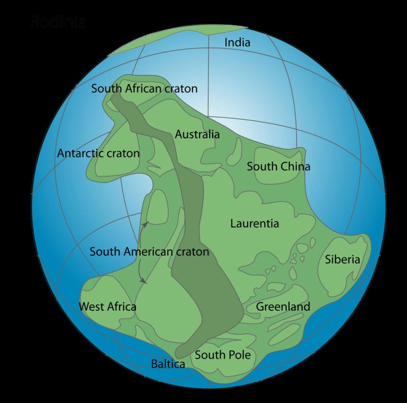 Plate tectonics - thumbnail