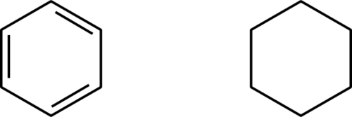 Reaction for the hydrogenation of benzene