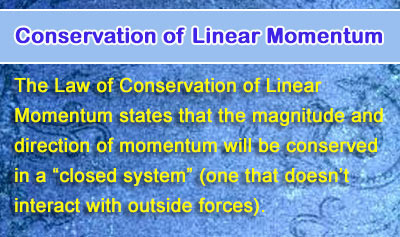 Conservation of Linear Momentum - Overview