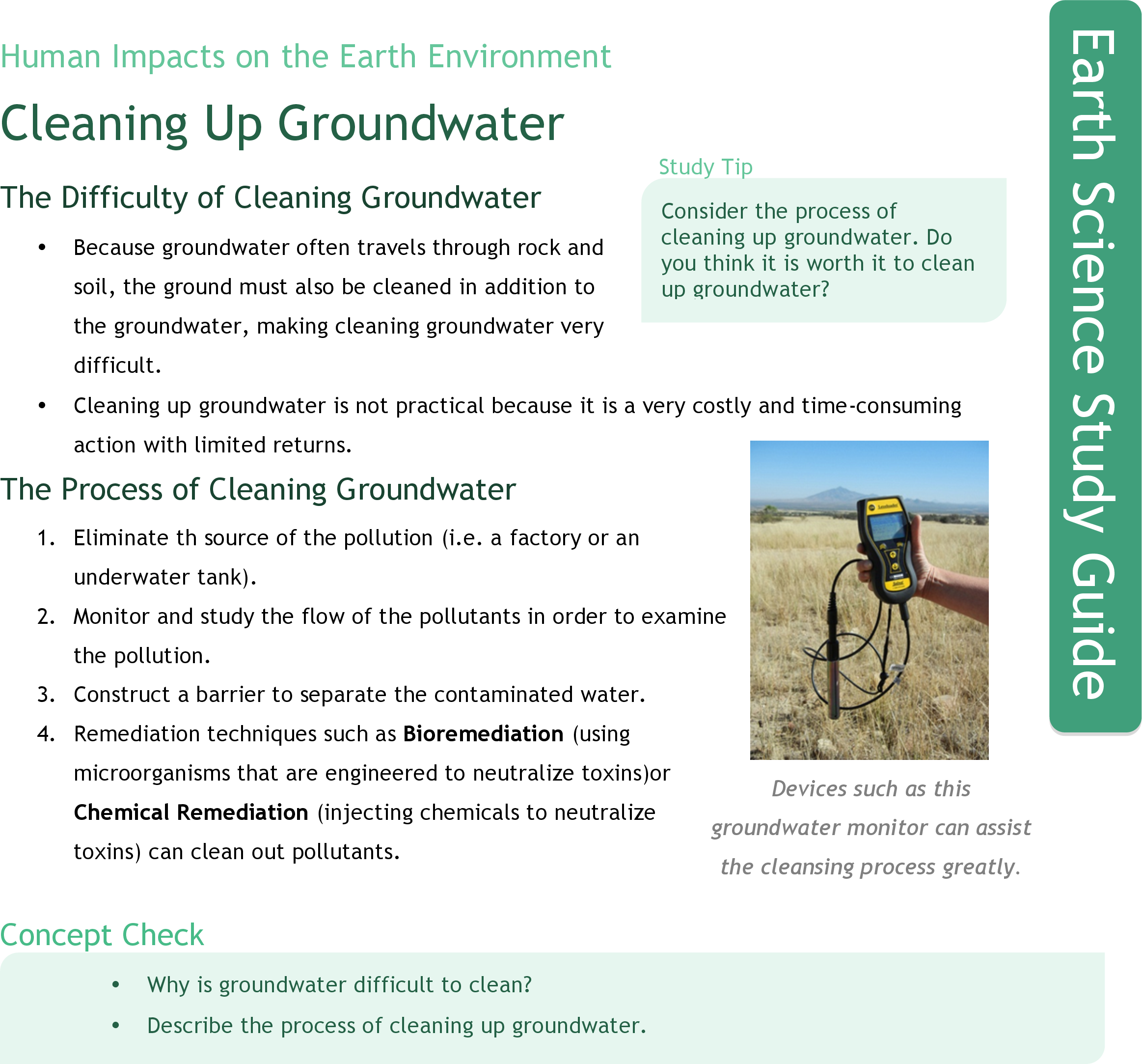 cleaning up groundwater ck 12 foundation rh ck12 org House Cleaning Guide Tips for Cleaning Your Home