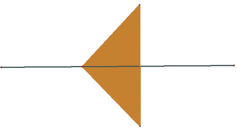 Lengths of Sides in Isosceles Right Triangles