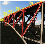 Using Similar Right Triangles