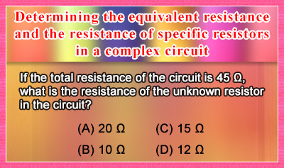 Ohm's Law Problems for Complex Circuits - Example 3