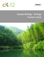 Human Biology Ecology Teacher's Guide