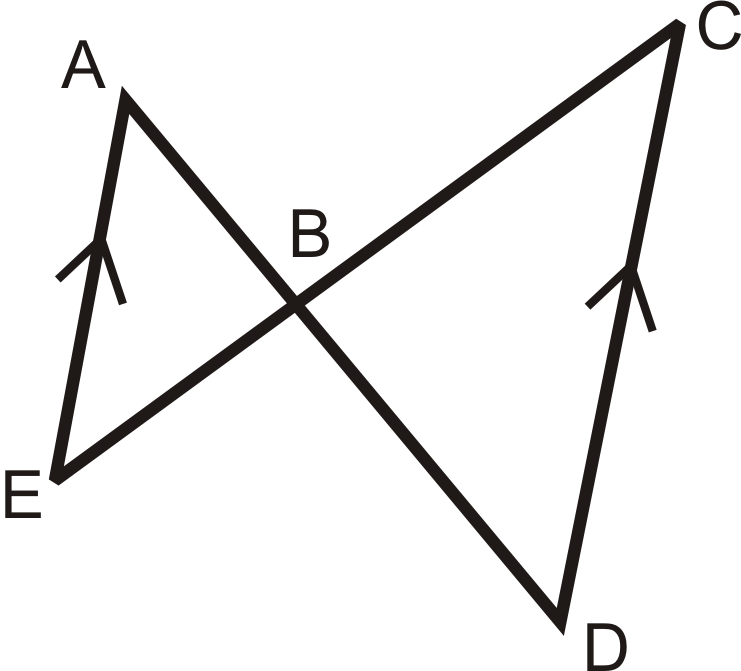 Drawing Parallel Lines With Triangles : Similarity by aa ck foundation