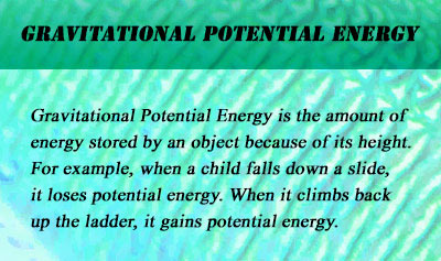 Gravitational Potential Energy - Overview