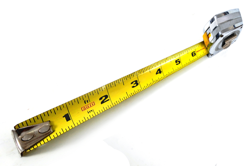 Conversion of Customary Units of Measurement