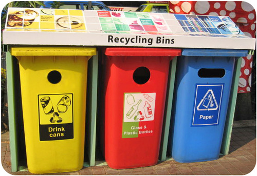How Can Recycling Conserve Natural Resources
