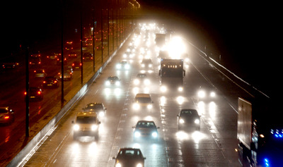 Driving Safely at Night