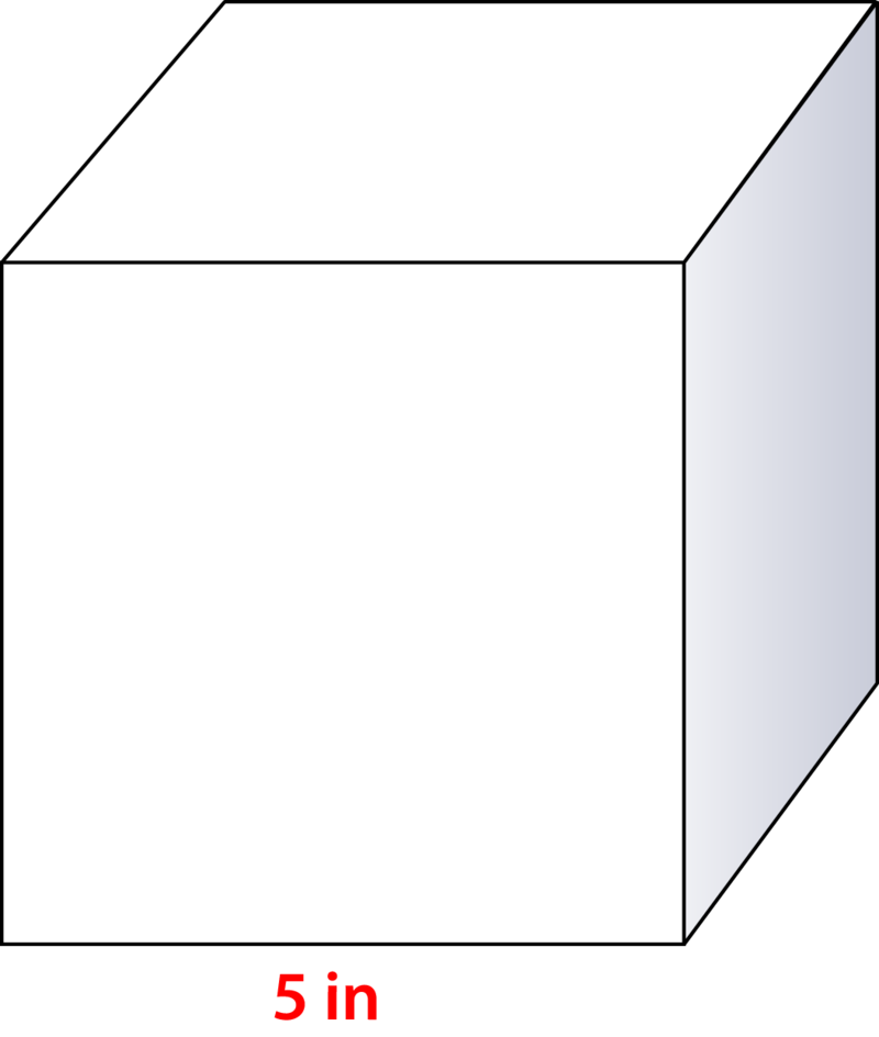 Rectangular Prism Real Life Examples: Surface Area And Volume Of Prisms